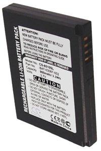 Blackberry 7290 battery (900 mAh)