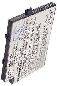 Sendo M551 battery (680 mAh)