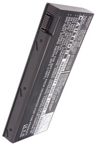 Acer Aspire 1353XC battery (6600 mAh, Black)