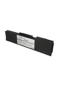 Acer Aspire 1664WLMi battery (6600 mAh, Black)