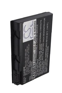 Acer Aspire 9104WLMi battery (4400 mAh, Black)