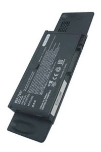 Acer TravelMate 382TCi battery (4400 mAh, Black)