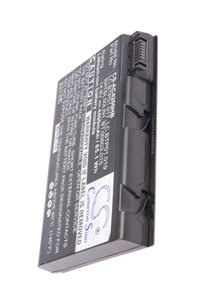 Acer TravelMate 2492WLMi battery (4400 mAh, Black)