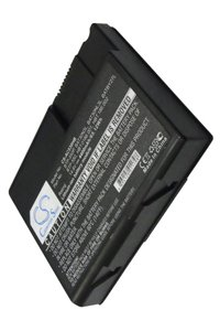 Acer TravelMate 272XC battery (4400 mAh, Black)