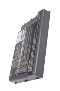Acer Ferrari 3400LMi battery (4400 mAh, Gray)