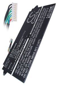 Acer Aspire S7-391-53314G12aws battery (4650 mAh, Black)