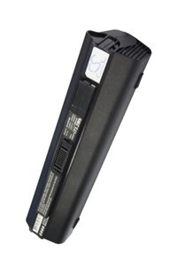 Acer Aspire One AO751h-52Yk battery (6600 mAh, Black)
