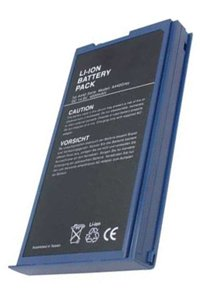 Gericom 1st Supersonic M6-T battery (4400 mAh, Dark Blue)