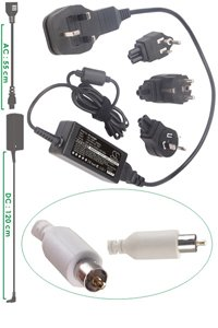 Apple PowerBook G4 15-inch M8981LL/A AC adapter / charger (24V, 1.875A)