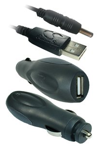 Universal Car charger with Nokia connector for Nokia 3100