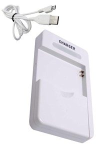 Nokia E63 desktop AC adapter / charger (4.2V, 0.5A)