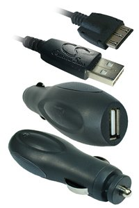 Siemens CF62 Car adapter / charger (4.8 - 5.2V, 0.6A)