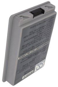 Apple PowerBook G4 15-inch M9969B/A battery (4400 mAh, White)