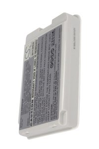 Apple iBook 2001 battery (4400 mAh, Silver)