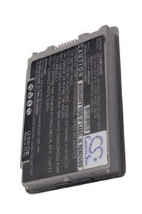 Apple PowerBook G4 12-inch M8760B/A* battery (4400 mAh, Silver)