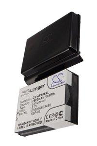 Asus Mypal A696 battery (2600 mAh, Black)