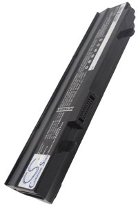 Asus Eee PC 1015CX battery (6600 mAh, Black)