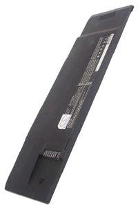 Asus Eee PC 1008HA-PU1X-WT battery (2900 mAh, Black)