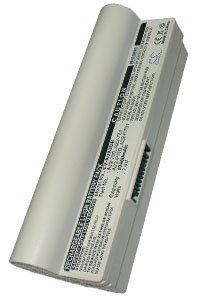 Asus Eee PC 701-4G battery (10400 mAh, White)
