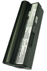 Asus Eee PC 701-4G battery (10400 mAh, Black)