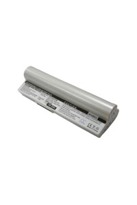 Asus Eee PC 701-4G battery (6600 mAh, White)