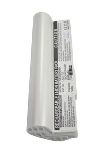 Asus Eee PC 701-4G battery (5200 mAh, White)