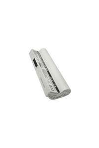 Asus Eee PC 701-4G battery (4400 mAh, White)