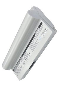 Asus Eee PC 1000HG-N270 battery (8800 mAh, White)