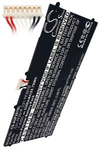Asus Eee Pad Transformer Prime TF201-1B002A battery (3350 mAh)