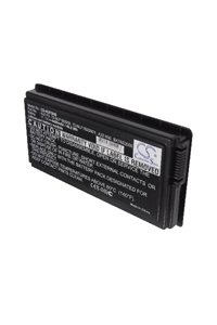 Asus F5VL-AP011C battery (4400 mAh, Black)