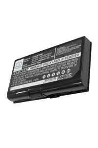 Asus N70SV-TY057C battery (4400 mAh, Black)
