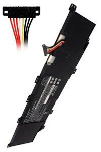 Asus X502 battery (4000 mAh, Black)