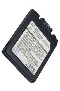 Panasonic Lumix DMC-F1S battery (700 mAh, Black)