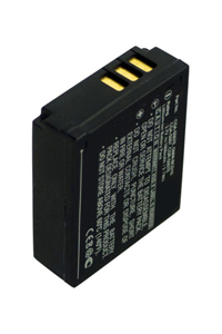 Panasonic Lumix DMC-TZ5S battery (1000 mAh, Black)