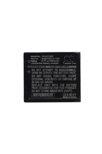 Samsung HMX-R10BP battery (1000 mAh)