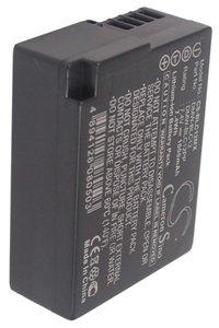 Panasonic Lumix DMC-FZ200 battery (1000 mAh, Black)