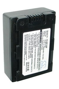 Samsung SMX-F40LN battery (1800 mAh, Black)