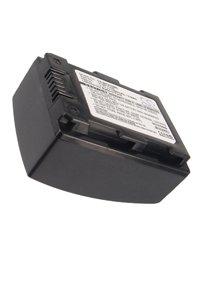 Samsung SMX-F50BP battery (1800 mAh, Black)