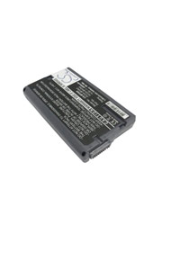 Sony Vaio PCG-GRS1001 battery (4400 mAh, Dark Gray)