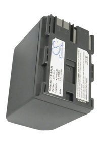 Canon MV530i battery (4500 mAh, Dark Gray)
