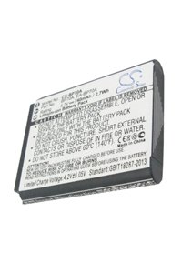 Samsung PL200 battery (740 mAh, Black)