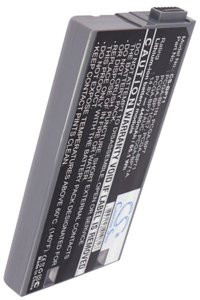 Sony VAIO PCG-QR3E/BP battery (4400 mAh, Gray)