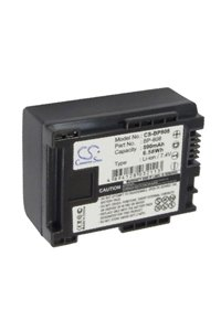 Canon FS200 battery (890 mAh)