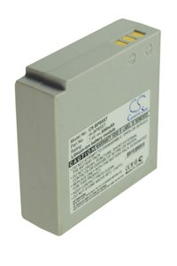 Samsung SMX-F30SN/XAC battery (850 mAh, Gray)