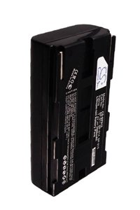 Canon XL H1A battery (2000 mAh, Black)