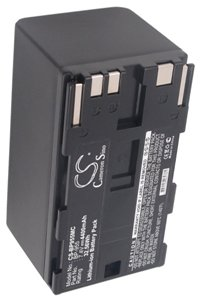Canon XF300 battery (4400 mAh, Black)
