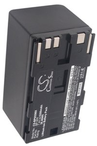 Canon XF300 battery (5200 mAh, Black)
