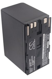Canon XH G1 battery (7800 mAh, Black)