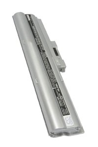 Sony Vaio VGN-Z21WN/B battery (4400 mAh, Silver)