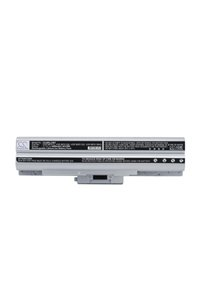 Sony Vaio VGN-NS20E/S battery (4400 mAh, Silver)